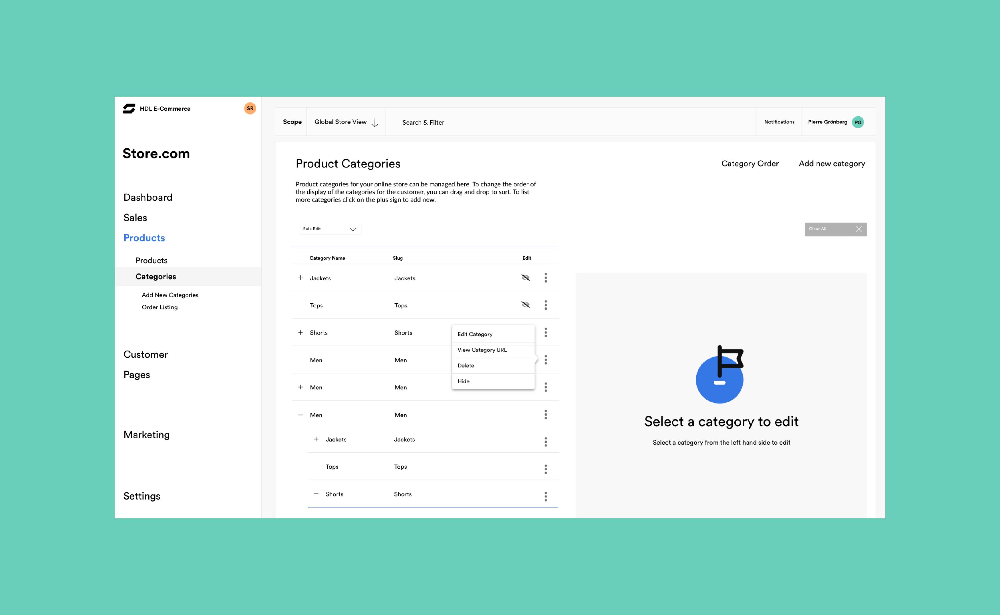Helsingborg Design LAB bygger egen e-handle platform (Engelska)